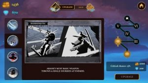 Ninja Arashi Mod APK (Mod, Unlimited Money) 5