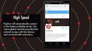 Psiphon Pro Mod APK (Mod, Free Scribed) 4