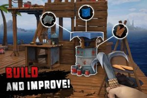 Survival on Raft Mod APK 2021 (Free Craft, Unlimited Coins) 5