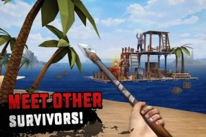 Survival on Raft Mod APK 2021 (Free Craft, Unlimited Coins) 3