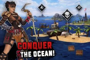 Survival on Raft Mod APK 2021 (Free Craft, Unlimited Coins) 2
