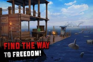 Survival on Raft Mod APK 2021 (Free Craft, Unlimited Coins) 1