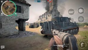 World War Heroes Mod APK (Mod, Unlimited Ammo) 4