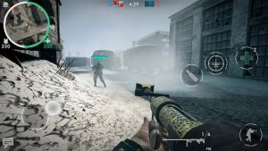 World War Heroes Mod APK (Mod, Unlimited Ammo) 2