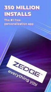 Zedge Mod APK v7.7.1 (Fully Unlocked) 1