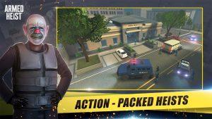 Armed Heist Mod APK (Unlimited Money, Immoratality) 3