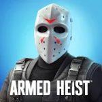 Armed heist Mod APK Feature Image