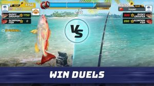Fishing Clash Mod APK (Unlimited Money/Coins, Big Combo) 4