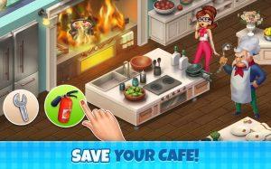 Manor Cafe Mod APK (Unlimited Money/Stars/Lives) 4