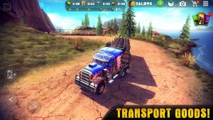 Off the Road Mod APK (All Cars Unlocked, Unlimited Money) 2