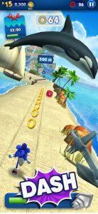 Sonic Dash Mod APK 2021 (Unlimited Money) 1