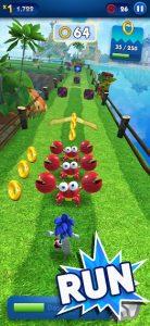 Sonic Dash Mod APK 2021 (Unlimited Money) 2