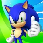 Sonic dash mod APK Feature Image