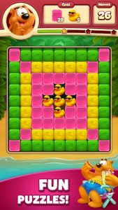 Toon Blast Mod APK 2021 (Unlimited Moves & Lives) 4