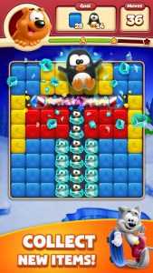 Toon Blast Mod APK 2021 (Unlimited Moves & Lives) 3