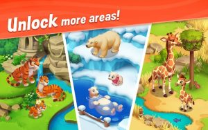 Wildscapes Mod APK 2021 [Unlimited Money, Free Shopping] 2