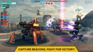 War Robots Mod APK (Unlimited Money & Bullets) 5