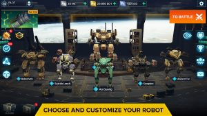 War Robots Mod APK (Unlimited Money & Bullets) 3
