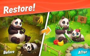Wildscapes Mod APK 2021 [Unlimited Money, Free Shopping] 1