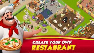 World Chef Mod APK (Unlimited Money, Instant Cooking) 2