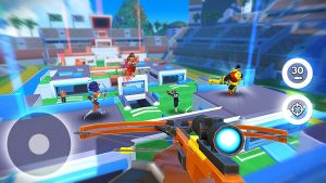 FRAG Pro Shooter Mod APK [Unlimited Ammo/Money] 3