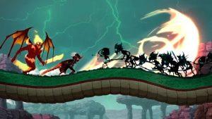 Stickman Legends MOD APK (Unlimited Money, Unlocked Characters) 2