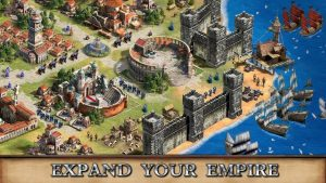 Rise of Empires Mod APK, Ice & Fire (Ultimate Money) 2