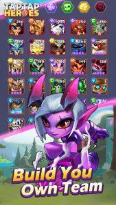 TapTap Heroes Mod APK [Full Unlocked] 1