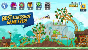 Angry Birds Friends Mod APK [Premium Unlocked] 1