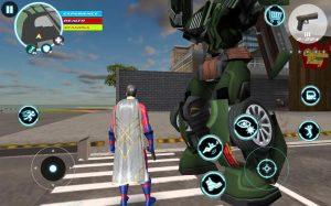 Superhero Game Mod APK Premium Unlocked [Unlimited Money] 1