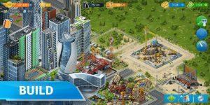 Airport City Mod APK Premium Unlocked [Unlimited Money] 2