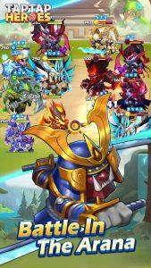 TapTap Heroes Mod APK [Full Unlocked] 3