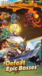 TapTap Heroes Mod APK [Full Unlocked] 4
