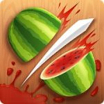 Fruit Ninja Mod APK Feature Image