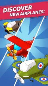 Merge Plane Mod APK (Unlimited Money, VIP Unlocked) 1