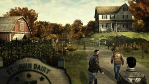 The Walking Dead Mod APK All Seasons [Premium Unlocked] 4