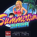 summertime saga mod apk feature image