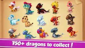 Dragon Mania Legends Mod Apk [Unlimited Gems] 1