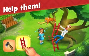Gardenscapes Mod Apk [Latest Version with Unlimited Coins/Stars] 1