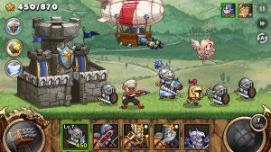 Kingdom Wars Mod Apk [Unlimited Money / Diamonds] 1