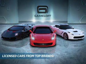 Asphalt Nitro Mod Apk [Latest Version with Premium Cars Unlocked] 1