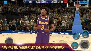 NBA 2k21 Apk Latest Version [Premium Unlocked] 1