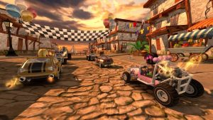Beach Buggy Racing Mod Apk 2021 [Unlimited Money] 1