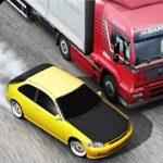 traffic racer mod apk feature image