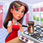 my cafe mod apk feature image