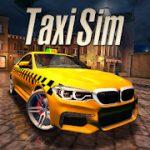 Taxi Sim 2020 Mod Apk feature image