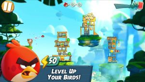 Angry Birds 2 Mod Apk [Latest Version with All Levels Unlocked] 2