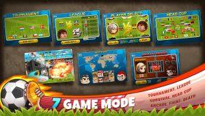 Head Soccer Mod Apk [Unlimited Money] 2