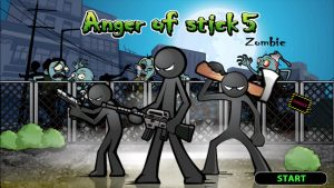 Anger of Stick 5 Mod Apk [Latest Version, Unlimited Money/ Gold] 1