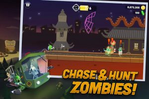Zombie Catchers Mod APK 2021 (Unlimited Money + Plutonium) 1